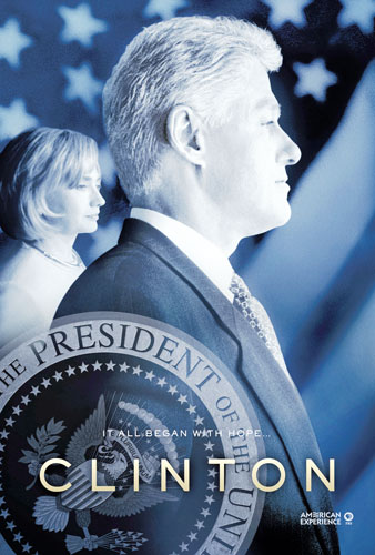 "CLINTONxa 1Sheet Final2 300 PBS Debuts First Hour of ""Clinton"" on PBS Free Apps for iPad and iPhone"