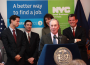 bloombergfeb23 90x65 Mayor Bloomberg Announces New Partnership Between Citys Workforce1 Career Centers and Public Libraries to Help More New Yorkers Find Jobs at One of Citys 15 Centers