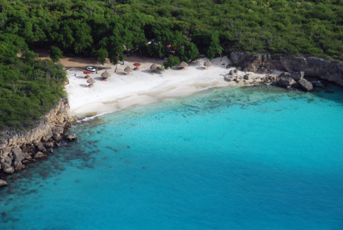 Beautiful Beaches 495x332 Curaçao Welcomes the LGBT Community to Honeymoon in Paradise