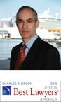 CRL w Best Lawyers 2015 Miami Admiralty and Maritime Lawyer Charles R. Lipcon Named One of America's Best Lawyers