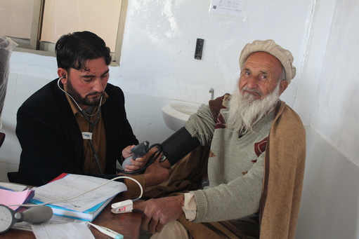Pakistan: Closure of MSF project in northwest will leave thousands without healthcare
